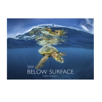 Kalender Below Surface 2020