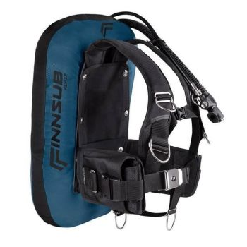 FINNSUB FLY SET 17D COMFORT LIMITED EDITION Steelblue
