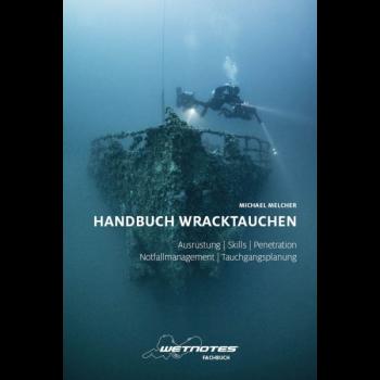Handbuch Wracktauchen von Michael Melcher