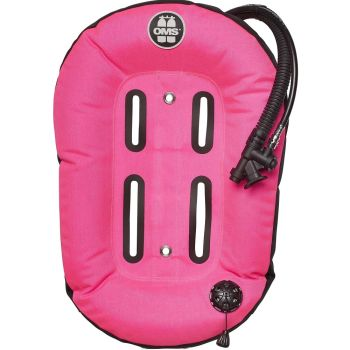 Performance Mono Wing Color pink/schwarz