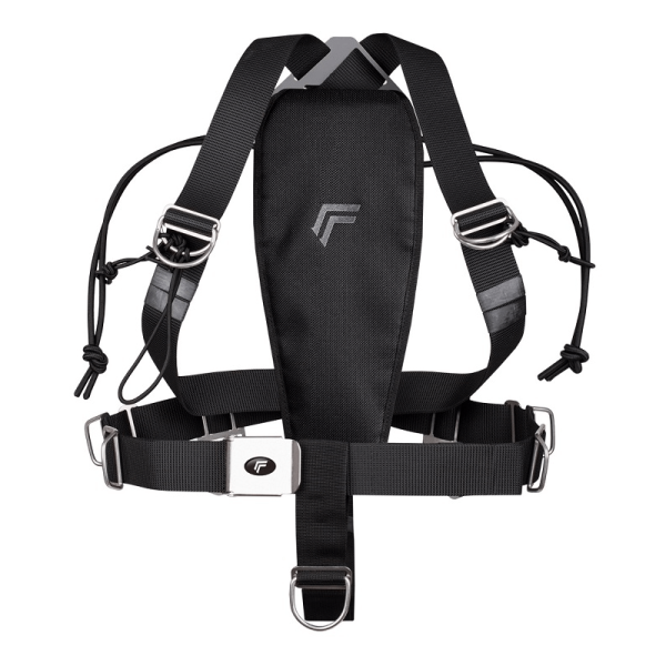 SPELEO Harness with weight pack